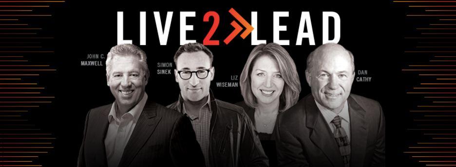Attend locally Live 2 >> Lead